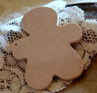 Gingerbread Ornie 1